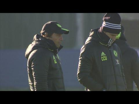 Antonio Conte wünscht sich mehr Rückendeckung   SPORT1 - Der Tag