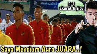 PREDIKSI Indonesia VS Thailand 2-1 Final Piala AFF U-22 2019   Indonesia U-22 AFF 2019