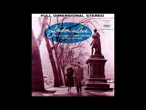 Norrie Paramor His Strings And Orchestra ‎– In London, In Love GMB