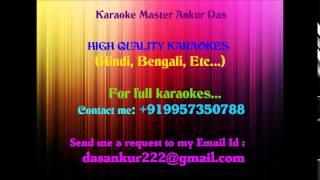Udi baba udi baba Karaoke-Vidhaata By Ankur Das 09957350788