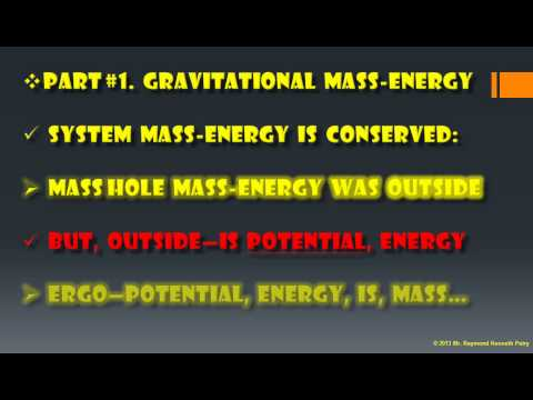Gravitational Mass-Energy is Power-Limited (trailer)