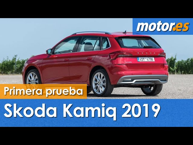 Skoda KAMIQ 2019 | Prueba SUV/ Testdrive / Review en Español