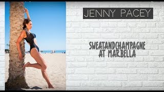SweatAndChampagne At Marbella: Holiday Workout Special