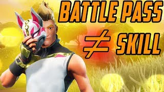 BATTLE PASS - SKILL - Faits saillants de Fortnite