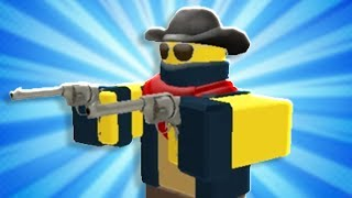 We FINALLY Got TO USE The Cowboy in Roblox Tower Defense | JeromeASF Roblox