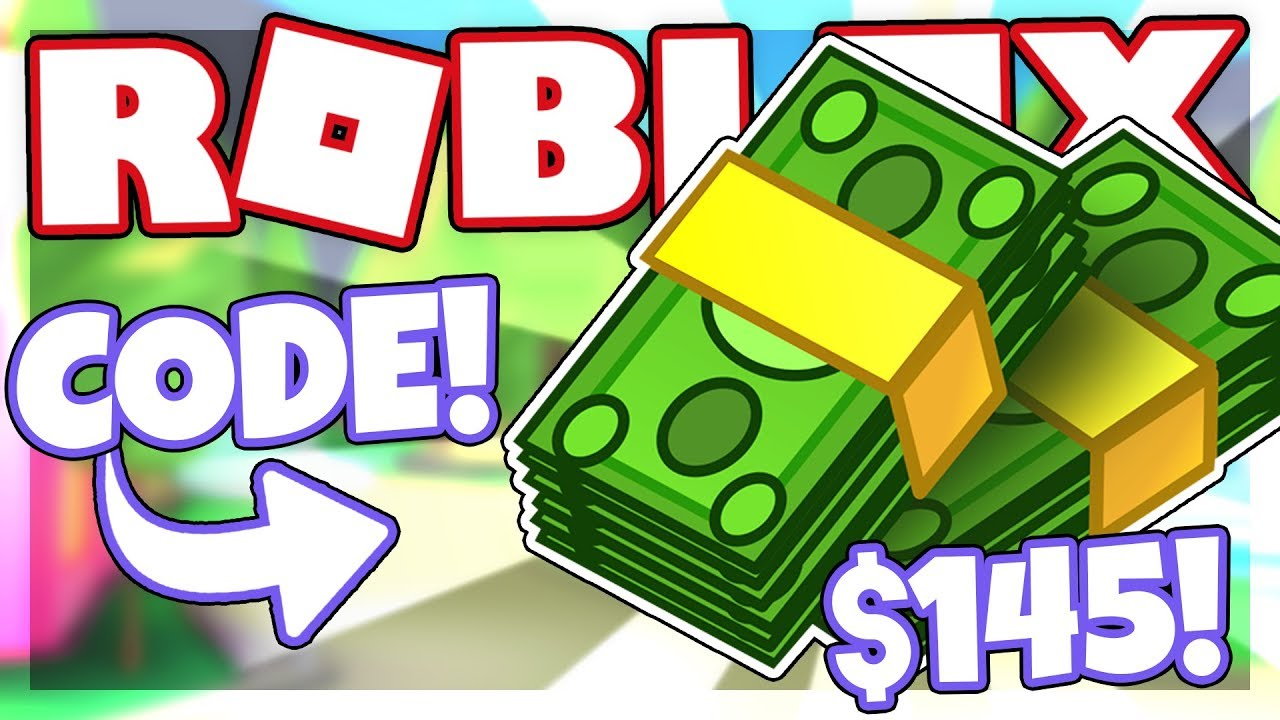 Code How To Get 145 Free Bucks Roblox Adopt Me Youtube