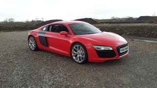 2015 audi r8 review and walkaround