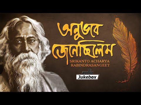 Anubhabe Jenechilem | Srikanto Acharya |Rabindrasangeet | Audio jukebox
