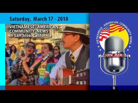 Ngày 17 tháng 3-2018. Radio Thông Tin Cộng Đồng Việt-Mỹ (VAC News)