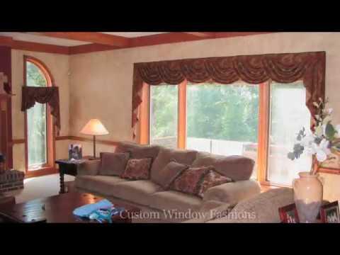 Draperies, Curtains & Valances - Bazaar Home Decorating