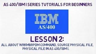Display file (DSPF) basics for beginners - AS400 (IBM i