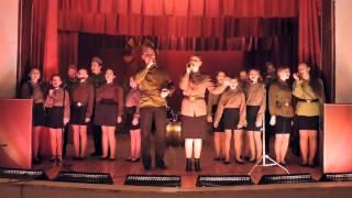 Студия Музыкальный экспресс - Казаки в Берлине (ЗДШ-2015)(Песня