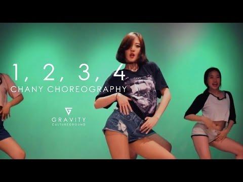1, 2, 3, 4 by LEE HI | CHANY choreo