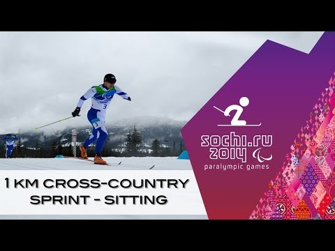 Qualification: Men's / women's 1km sprint freestyle | Cross-country skiing | Sochi 2014 Paralympics