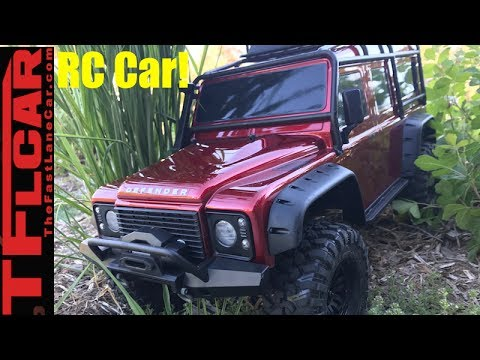 Happy Father's Day Traxxas TRX-4 Defender Unboxing