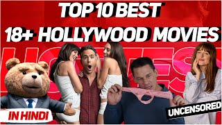 Top 10 Best 18+ Adขlt Hollywood Movies in Hindi Dubbed | 2020