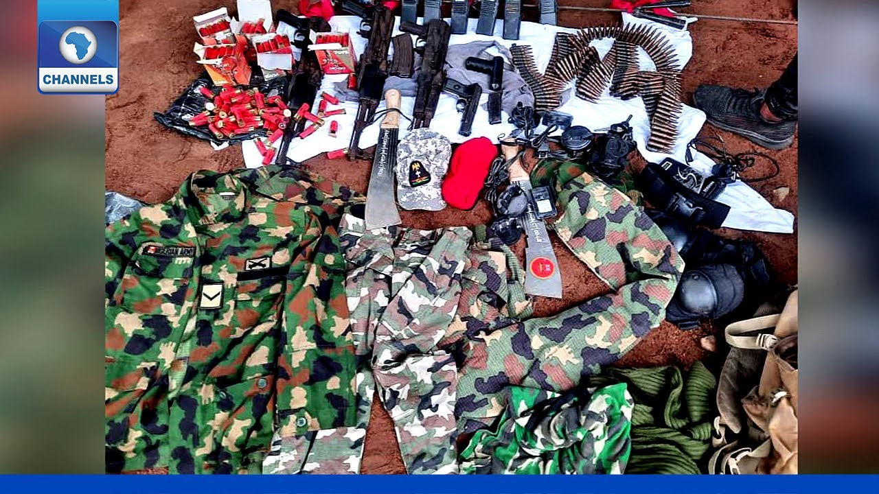 Download Security Forces Bust IPOB HQ, Kill Number Two Man – Army