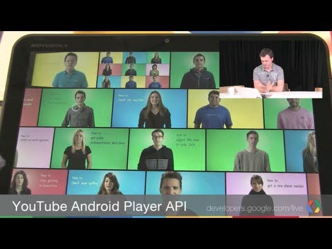 YouTube Launches Native Player API for Android For Developers