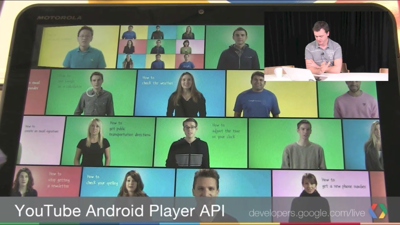 YouTube Android Player API | YouTube Android Player API