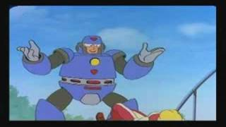 The Robot Masters Attack! (MM3)