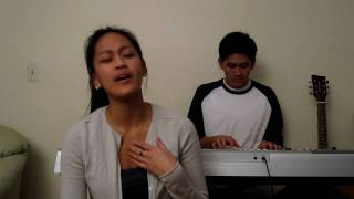 Long Distance - Brandy/Bruno Mars (Cover by Divina)