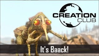 Skyrim's Creation Club is Back With a Major Update.. It's Weird (New Skyrim Creation Club Releases)