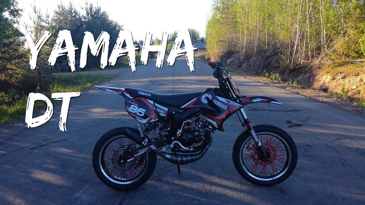 Schema Elettrico Yamaha Dt 50 : Yamaha dt project youtube