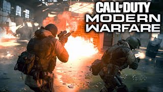 Call of Duty Modern Warfare Multiplayer Reveal Trailer & Gameplay of EVERYTHING Date Announced! MW