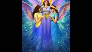 Meditatie de vindecare relatii cu Arhanghelii Zadkiel si Raguel