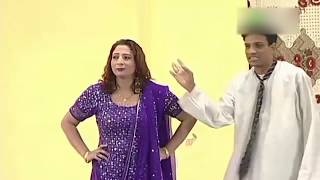 Best Of Abida Baig New Pakistani Stage Drama Full Comedy Funny Clip