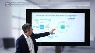 New Growth Playbook  - Amazon's Growth Flywheel