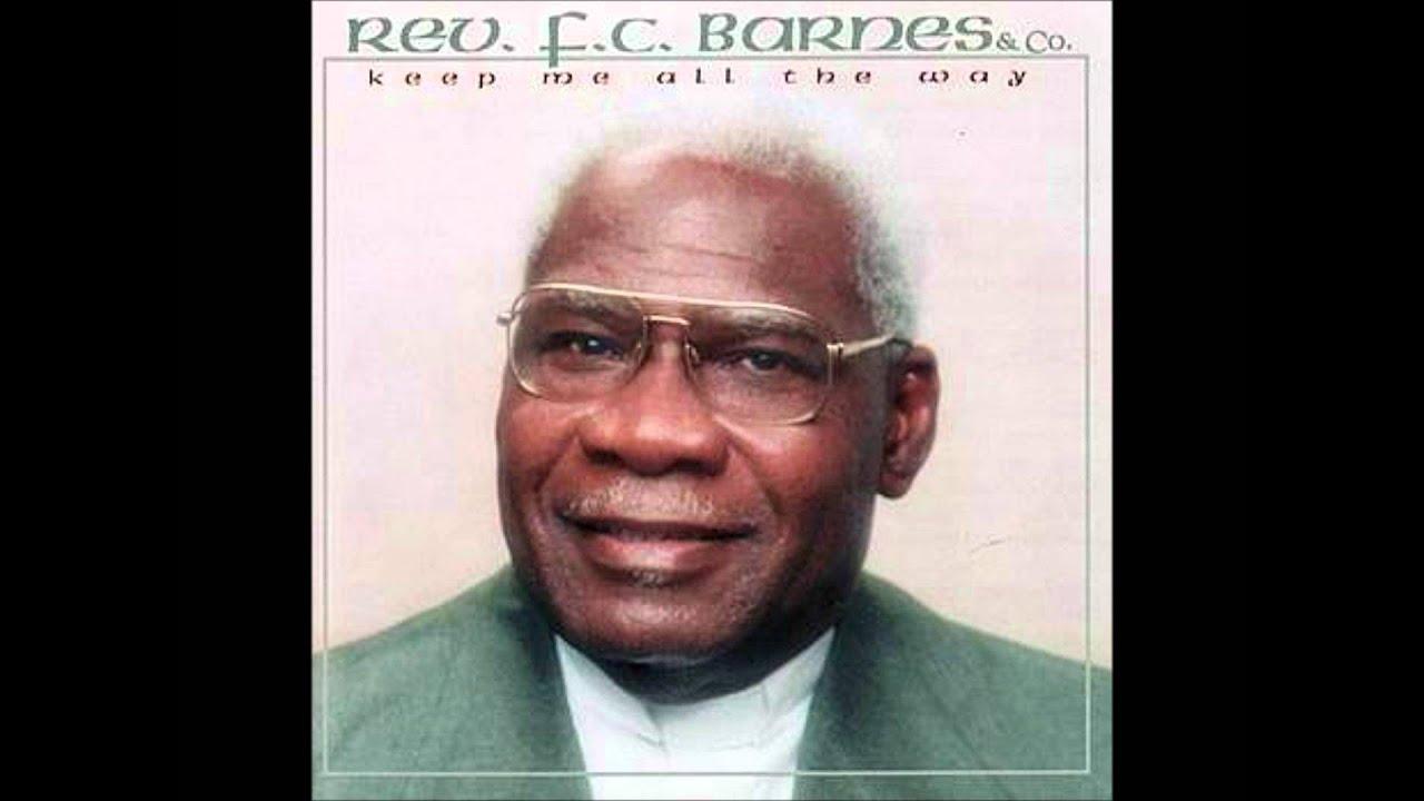 Rev FC Barnes 99 And A Half Wont Do