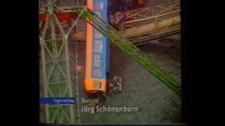Unfall Schwebebahn Wuppertal