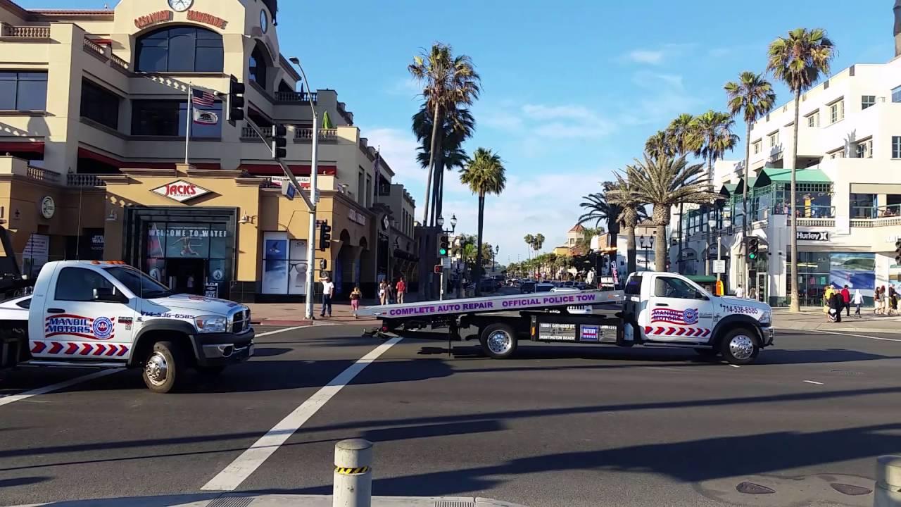 Huntington Beach Car Accident