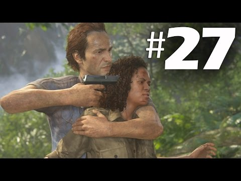 Uncharted 4 A Thief's End Part 27 - Chapter 16 - Gameplay Walkthrough PS4
