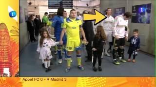 Iker Casillas Aufmerksam Beobachtet