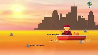 [GMV STUDIO] - Hoạt Hình Short Film ngắn 2D - Good morning - Project After Effect Tutorial -Phim 2D