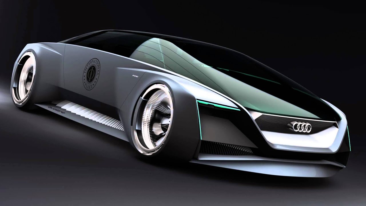 Audi Fleet Shuttle Quattro Concept Youtube