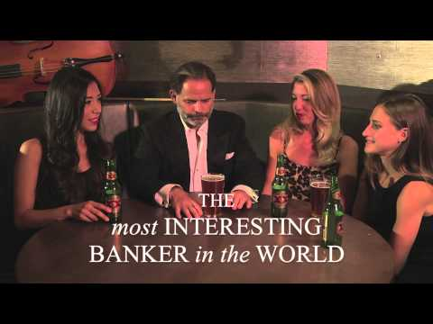 The Most Interesting Banker in the World 1