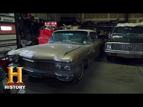 American Pickers: Big Gamble On A Cadillac Fleetwood (Season 9) | History