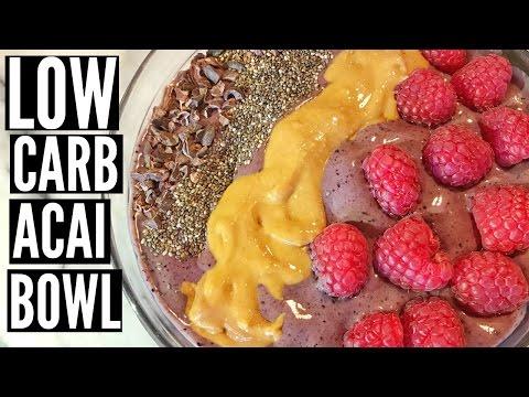 Leg Workout, Sneak Peeks & Low Carb Acai Bowl Recipe!