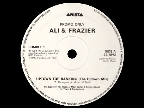 [1993] Ali and Frazier ∙ Uptown Top Ranking