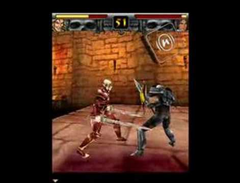 K.O.D.E. - Knights Of The Dark Edge (SYMBIAN)