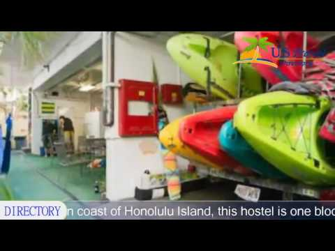 Polynesian Hostel Beach Club - Honolulu Hotels, Hawaii