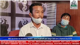 Download lagu Mih da ki klur na khyrdop JHADC - paw jingkheiñ pat tang 4 lak tam || Kynnoh ka HITO