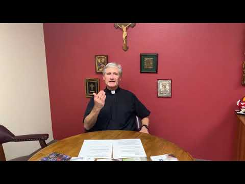 Live Q&A with Father Jacobi- November 4, 2020 7:30 PM