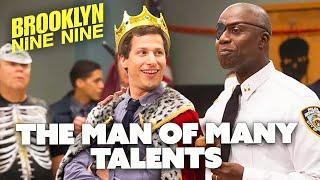Jake Peralta: The Man Of Many Talents | Brooklyn Nine-Nine | Comedy Bites
