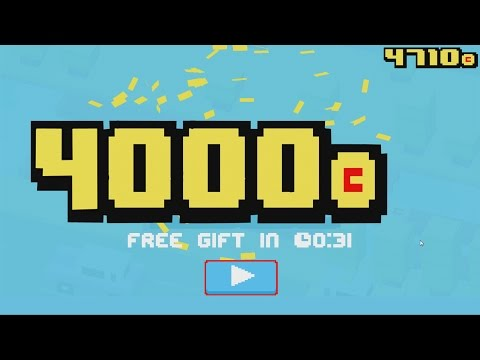 Crossy Road Cheat Free Prize 4000 Coins Instantly! (No Download Needed)