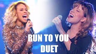 Run To You - Mariah Carey Ft Glennis Grace Whitney Houston Tribute Video