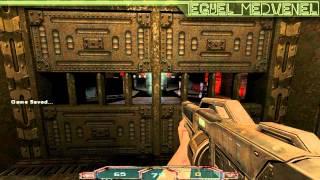 Quake II: Lost Marine (DOOM3) - mod walkthrough